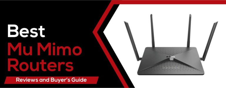 Best Mu Mimo Routers Reviewed
