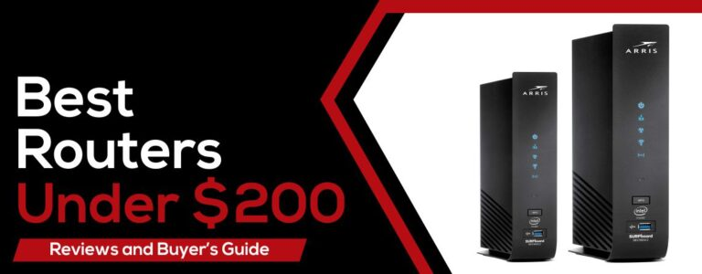 Best Routers Under 200 Reviews